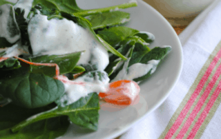 Say goodbye to unhealthy oils and hello to these 5 simple homemade salad dressings.