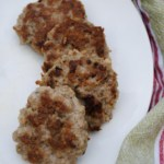 Homemade breakfast sausage seasoning. A clean alternative that you can feel good about feeding your family.
