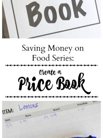 create a price book