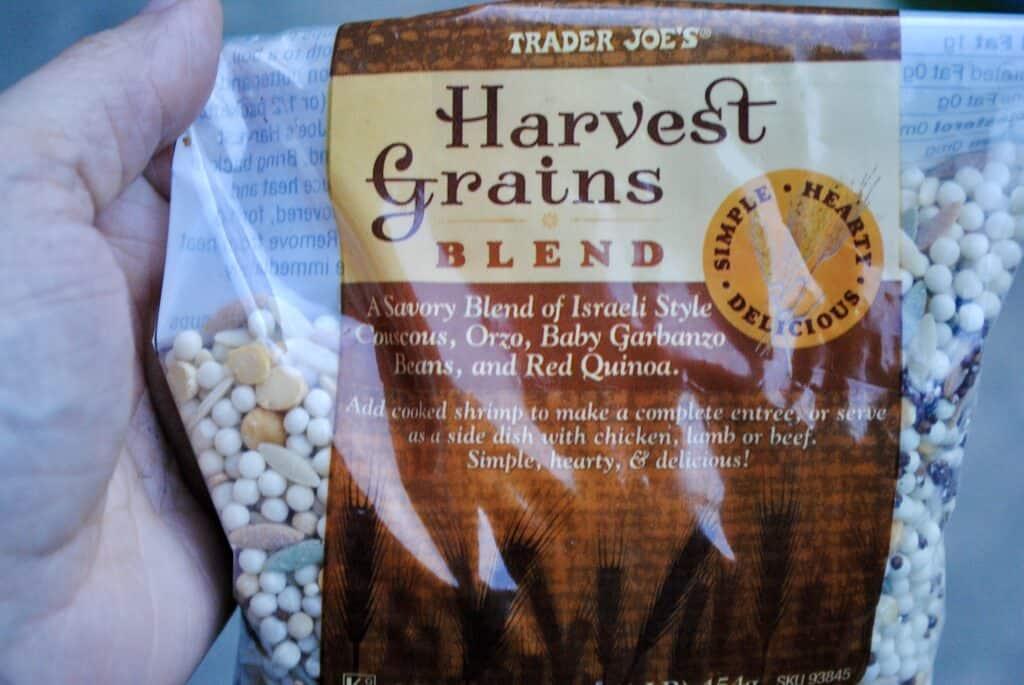 harvest grain blend
