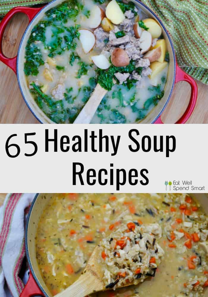 Healthy soup recipes all nourishing and made with real food