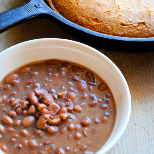 Crockpot Pinto Beans Eat Well Spend Smart