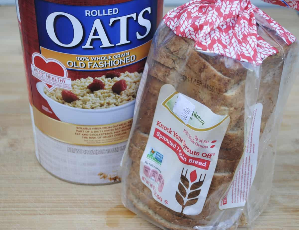 Rolled oats vs old fashioned 50