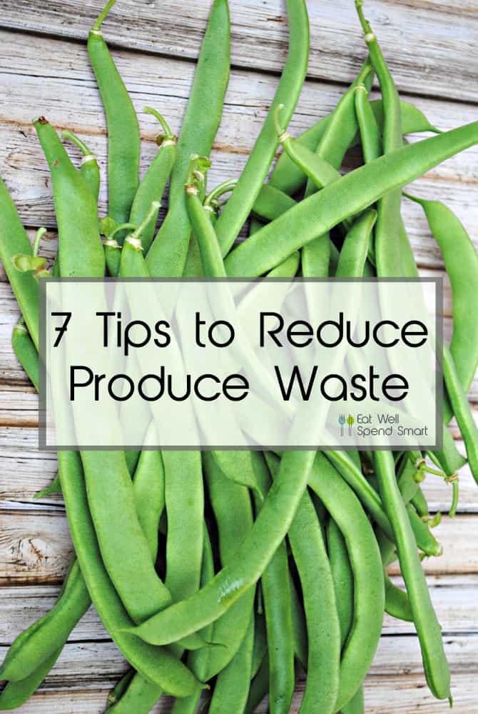reduce produce waste