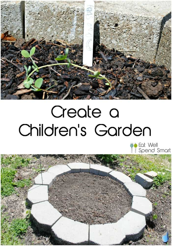 Create a children's garden