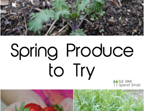Spring produce to try
