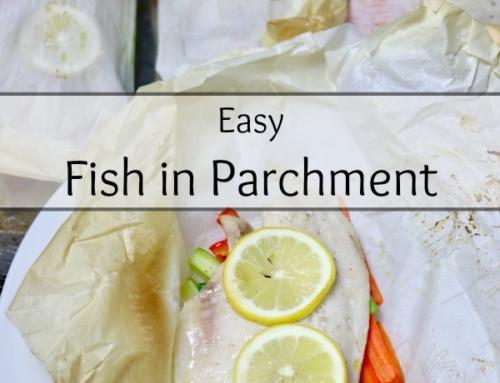 Fish en Papillote (Fish in Parchment)