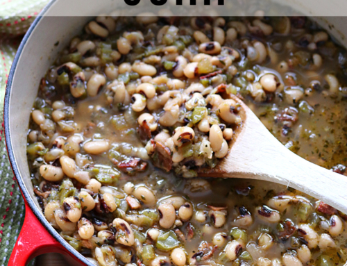 Hoppin' John: Easy and Cheap Southern Meal