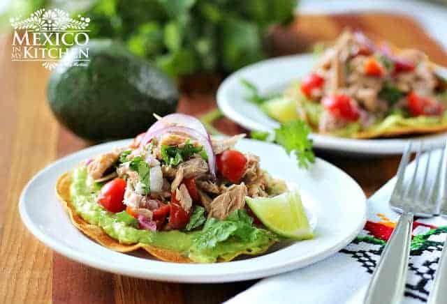 Canned tuna ceviche: canned tuna recipes
