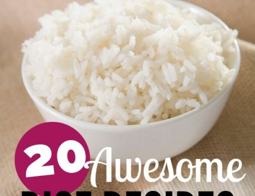 20 Delicious Recipes Using Rice