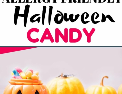 Healthy Allergy Friendly Halloween Candy