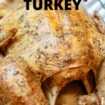 Best Thanksgiving turkey