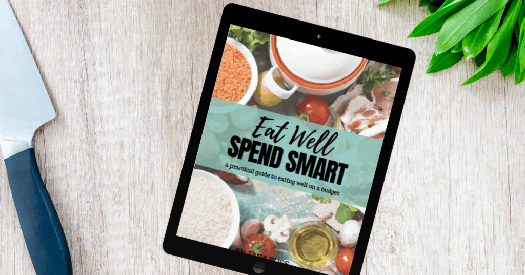 Eat well spend smart ebook