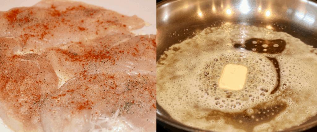 Seasoning spicy honey chicken